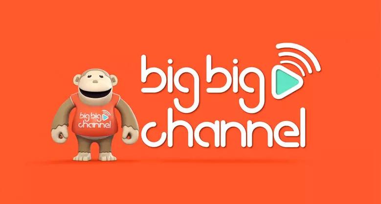 "Big Big Channel 品牌LOGO及吉祥物""大明猩""亮相.png"