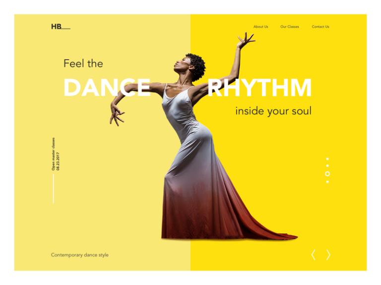 Dance Academy 的着陆页.png