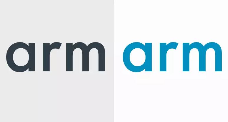 全球领先的半导体知识产权提供商ARM更换新logo