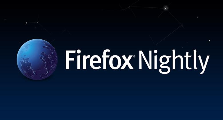 Firefox nightly更换新logo.jpg