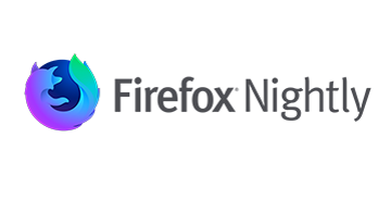 火狐浏览器FirefoxNightly更换新logo