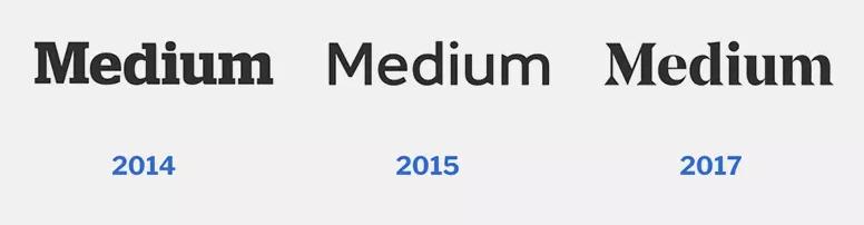 Medium 文字标识字体对比.png
