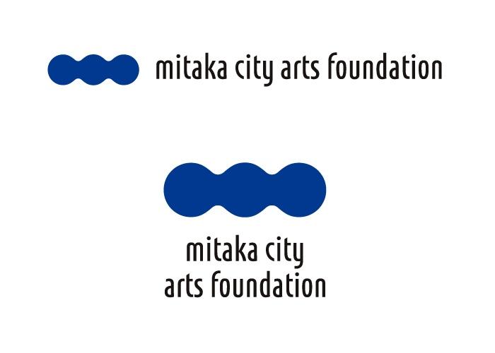 三鹰市艺术文化振兴财团标志与标准字体设计.jpg