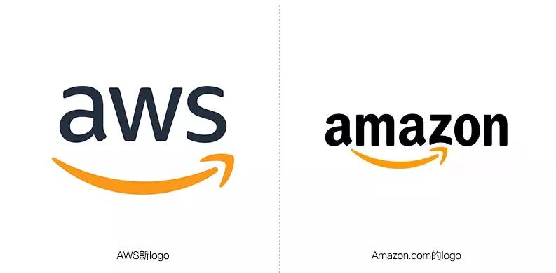 亚马逊aws新旧logo1.png