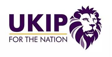 英国独立党(UKIP)启用新logo