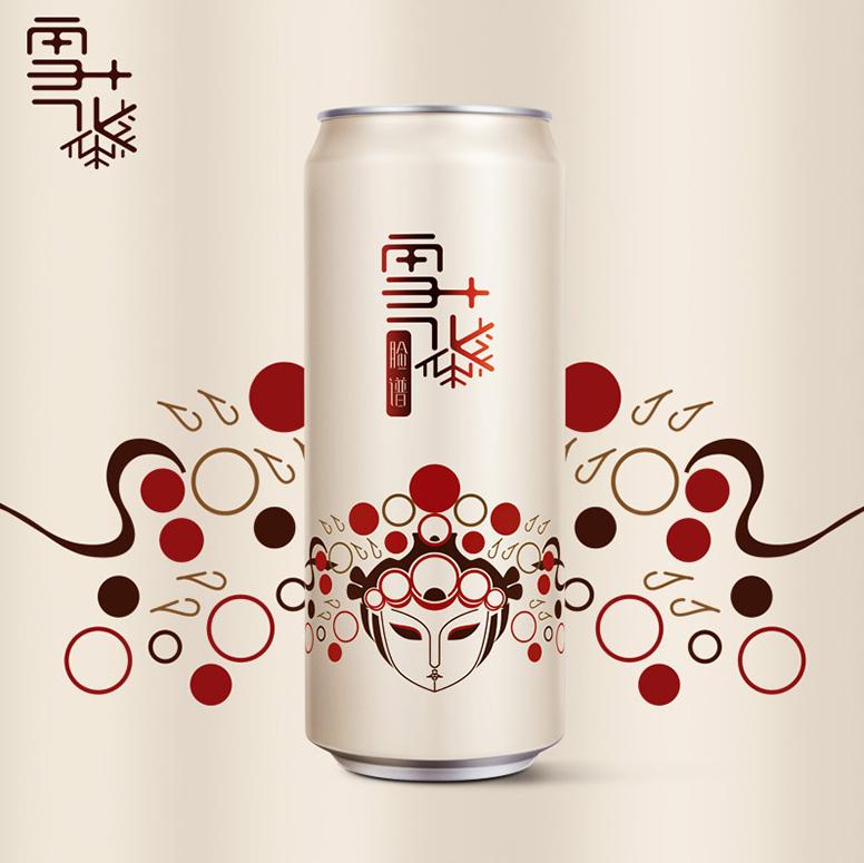 雪花啤酒更换新包装4.png