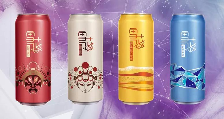 雪花啤酒更换新包装1.png
