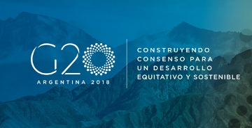 2018年G20峰会会徽发布