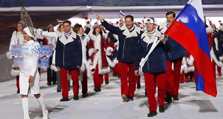 俄罗斯运动员参加平昌冬奥会的专属logo.png