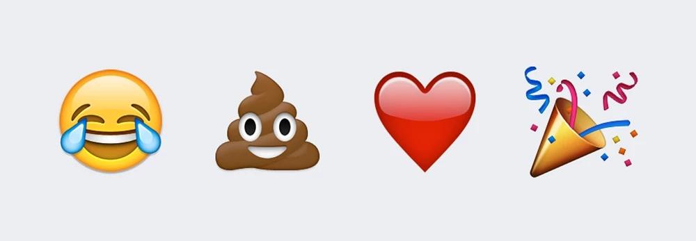 苹果emoji 设计师:几百个风靡世界的表情是如何创作出来的图片