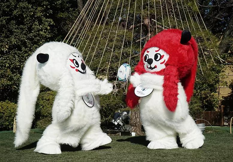 2019年日本橄榄球世界杯吉祥物公布3.png