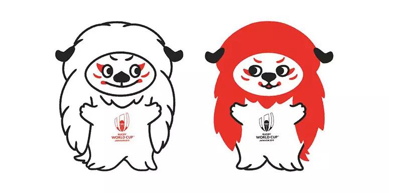 2019年日本橄榄球世界杯吉祥物公布1.png