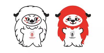 2019年日本橄榄球世界杯吉祥物公布