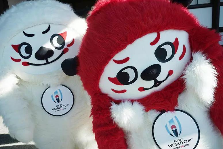 2019年日本橄榄球世界杯吉祥物