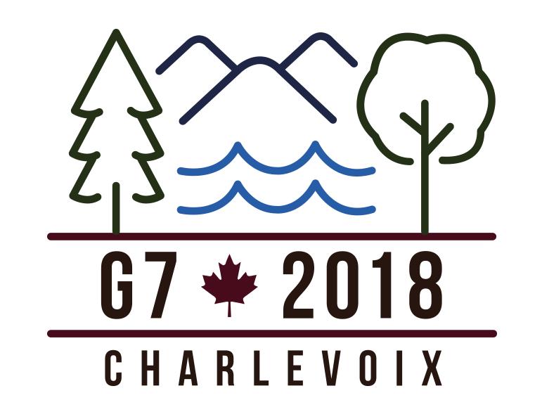 加拿大2018年七国集团峰会G7官方logo发布2.png