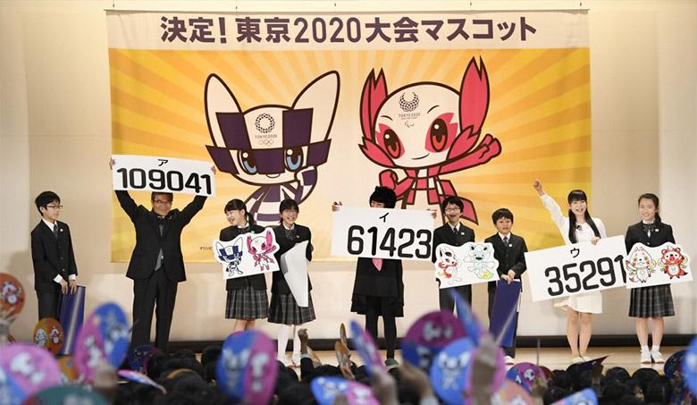 2020年东京奥运会和残奥会吉祥物正式揭晓.jpg