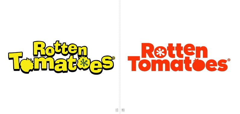 """美国著名影评网站""""烂番茄""""更换新logo1.png"""