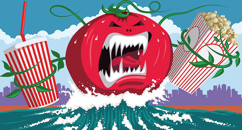 """美国著名影评网站""""烂番茄""""更换新logo.png"""