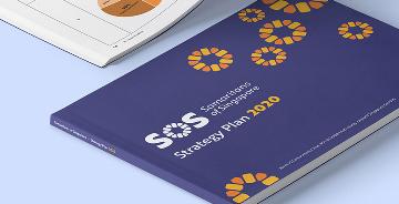 新加坡援人协会SOS发布全新标志
