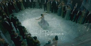 "pottermore发布""魔法世界""新logo"