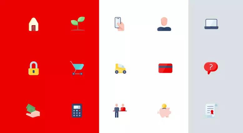 欧洲第二大银行桑坦德银行启用新logo7.png