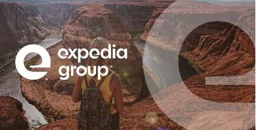 全球在线旅游巨头expedia集团启用新logo