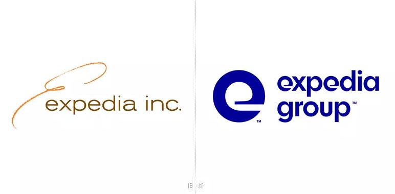 全球在线旅游巨头expedia更换logo1.png