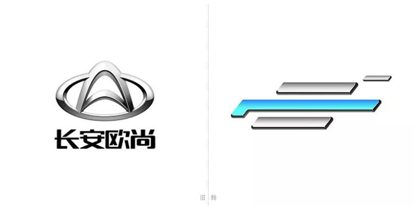长安欧尚推出全新logo
