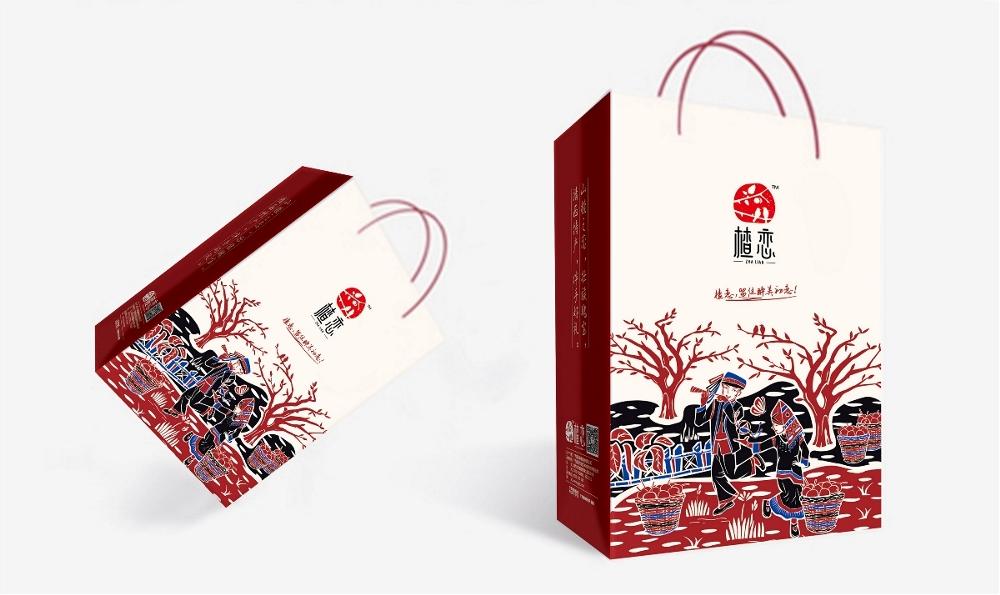 广西省野生山楂酒包装设计,果酒包装设计-----古一设计2.jpeg
