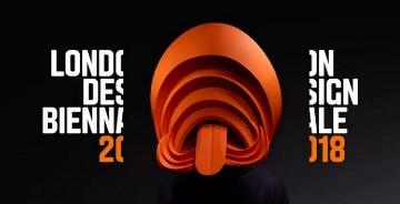 2018伦敦设计双年展视觉形象设计