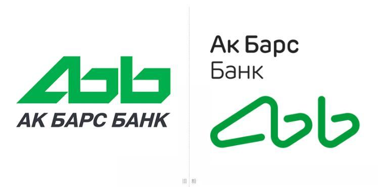 鞑靼斯坦共和国Ak Bars 银行更换新logo