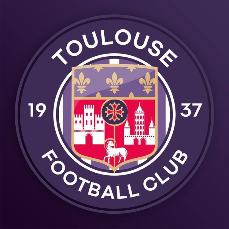 法国图卢兹足球俱乐部发布全新队徽2.jpg