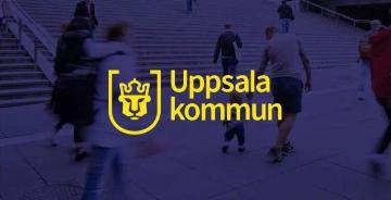 瑞典第四大城市乌普萨拉启用全新城市logo