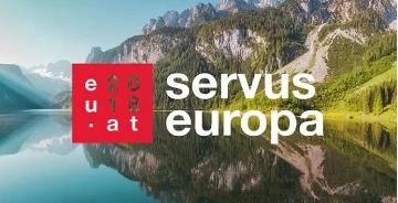 2018年奥地利欧盟轮值主席国logo