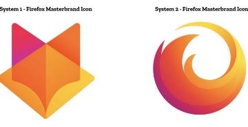 多变的火狐,又准备升级logo了