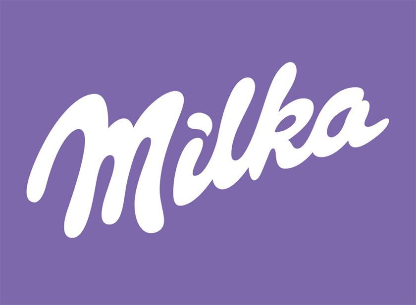 秒卡巧克力启用新logo和新包装