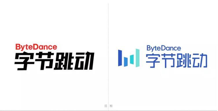 """抖音、今日头条母公司""""字节跳动""""启用新logo"""