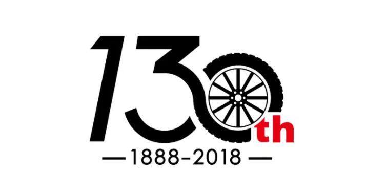 130岁的邓禄普轮胎发布纪念logo2.jpg