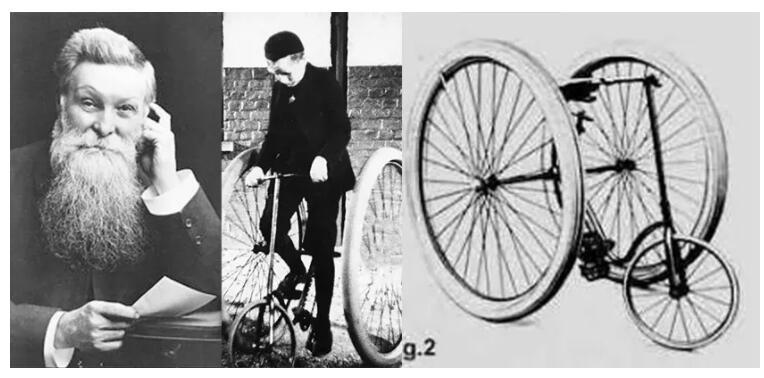 130岁的邓禄普轮胎发布纪念logo.jpg