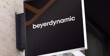 """世界上最贵的耳机话筒品牌""""拜雅""""启用新logo"""