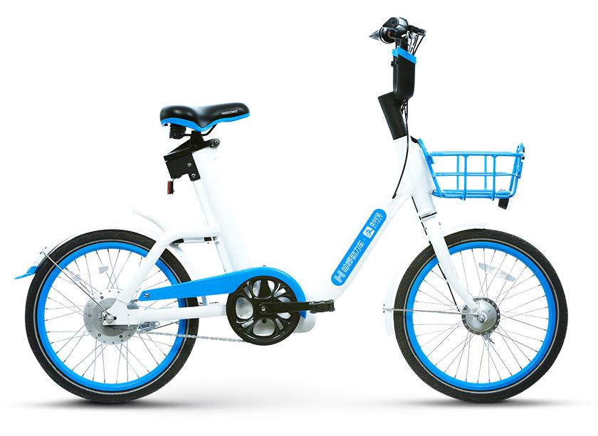 """哈罗单车更名""""哈罗出行""""并启用新logo8.jpg"""
