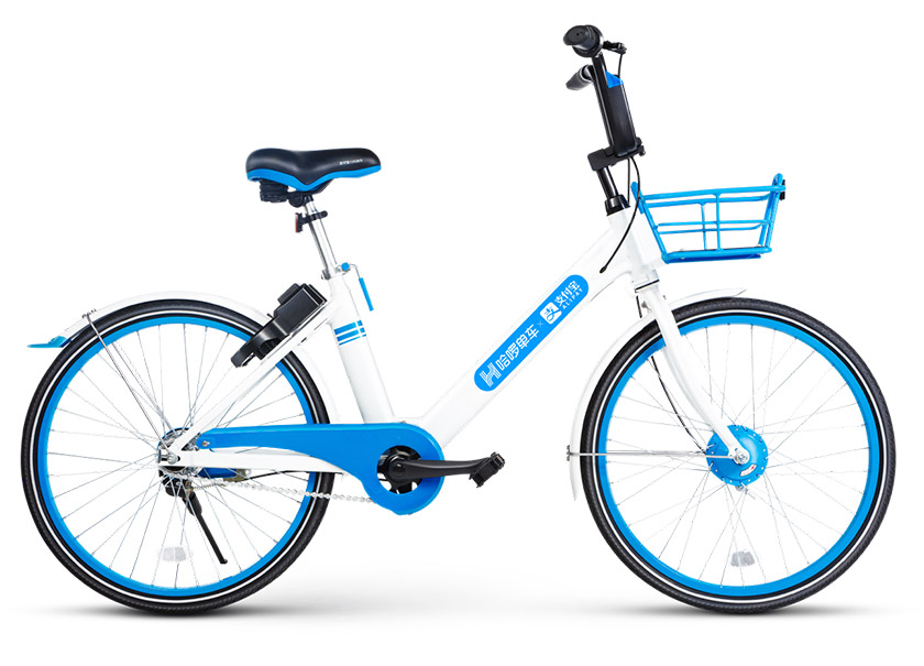 """哈罗单车更名""""哈罗出行""""并启用新logo7.jpg"""