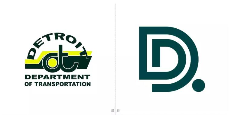 底特律市交通部宣布启用新logo1.jpg