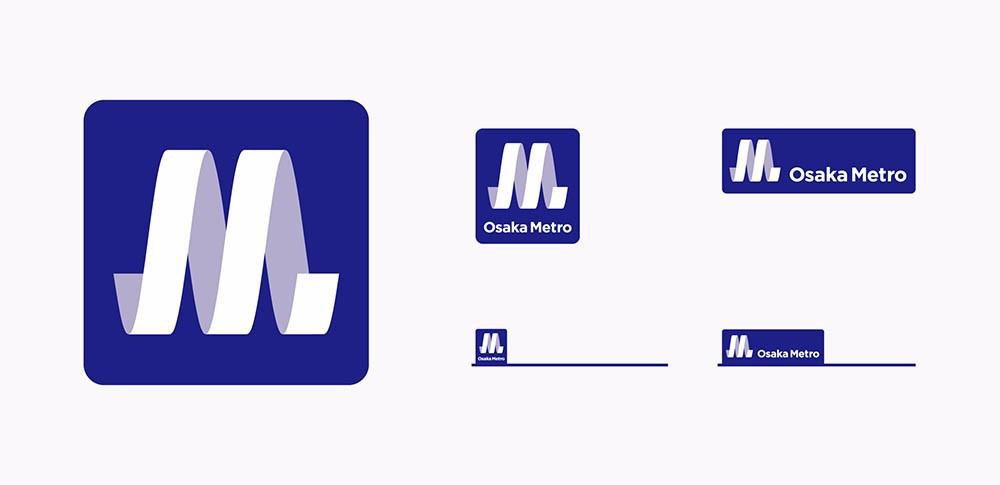 大阪地铁视觉形象设计