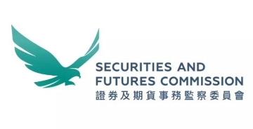 香港证监会sfc启用新logo