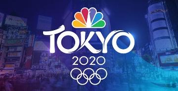 NBC公布2020年东京奥运会台标