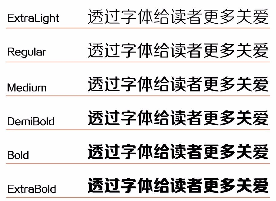 方正字库推出正黑系列新字库——方正锐正圆5.jpg