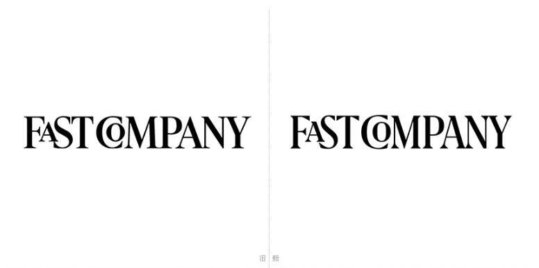 美国著名商业杂志fastcompany启用新logo1.jpg