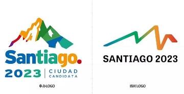2023年圣地亚哥泛美运动会会徽入围方案公布