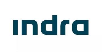 西班牙领先的跨国IT公司indra启用新logo